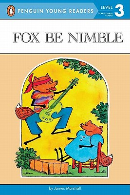 Fox Be Nimble By Marshall, James
