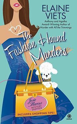 The Fashion Hound Murders By Viets, Elaine